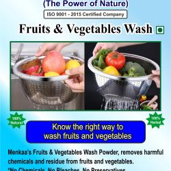 Fruits and Vegetables Washing Powder