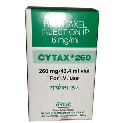 Paclitaxel 260 mg Injection
