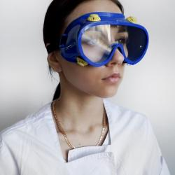 Polycarbonate Indirect Vent Safety Goggles