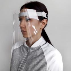 Clear Polycarbonate Face Shield