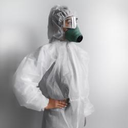 Protective Coverall (Height 172-180)