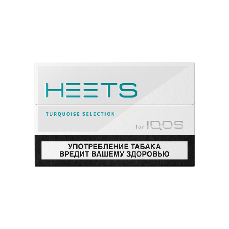 Табачные стики Heets Turquoise Selection
