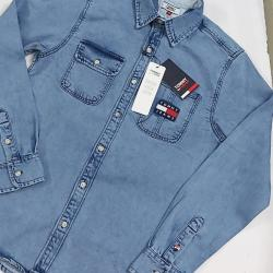 Mans Denim Shirt