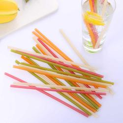 Rice Flour Drinking Straw / Eco-Friendly