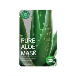 Korean Aloe Mask Pack (10pcs/box)
