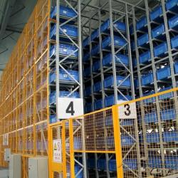 Customized High Efficiency Automated Storage Retrieval System Custom Beam