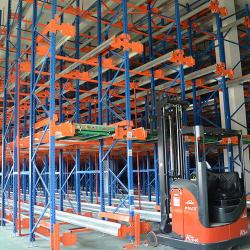 Automated Pallet Runner Racking Systems