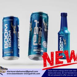 Boom Boom Energy Drink