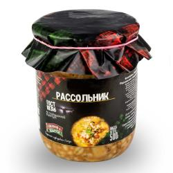Canned Vegetables Rassolnik