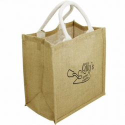 Jute Made Shopping Bags