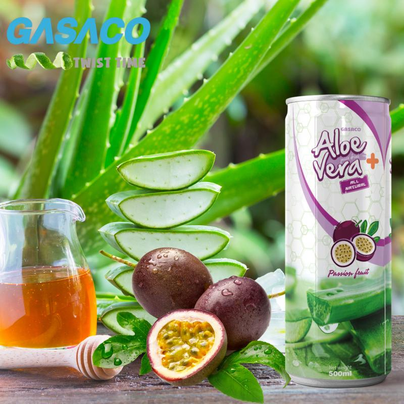 Aloe Vera Plus Drink from Gasaco Vietnam