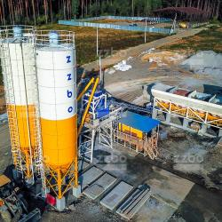 LENTA Series Concrete Plants