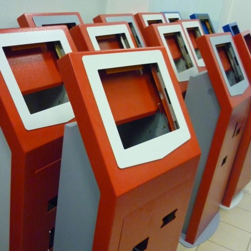 Development and Production of Enclosures for Self-Service Kiosks