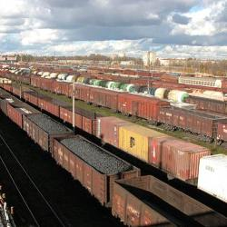 Rail Freight in Russia